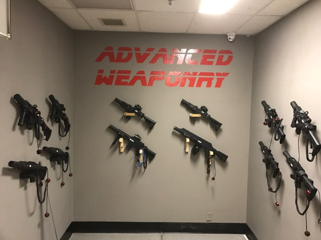 Advanced Weapons